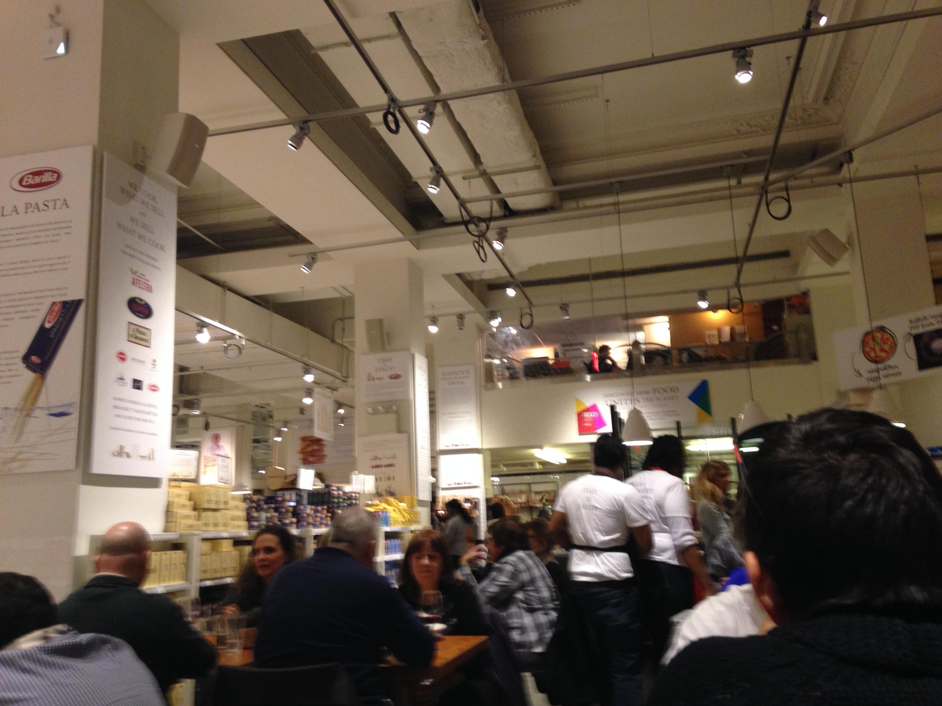 20141113 191627795 ios - Almorzando en Eataly en New York