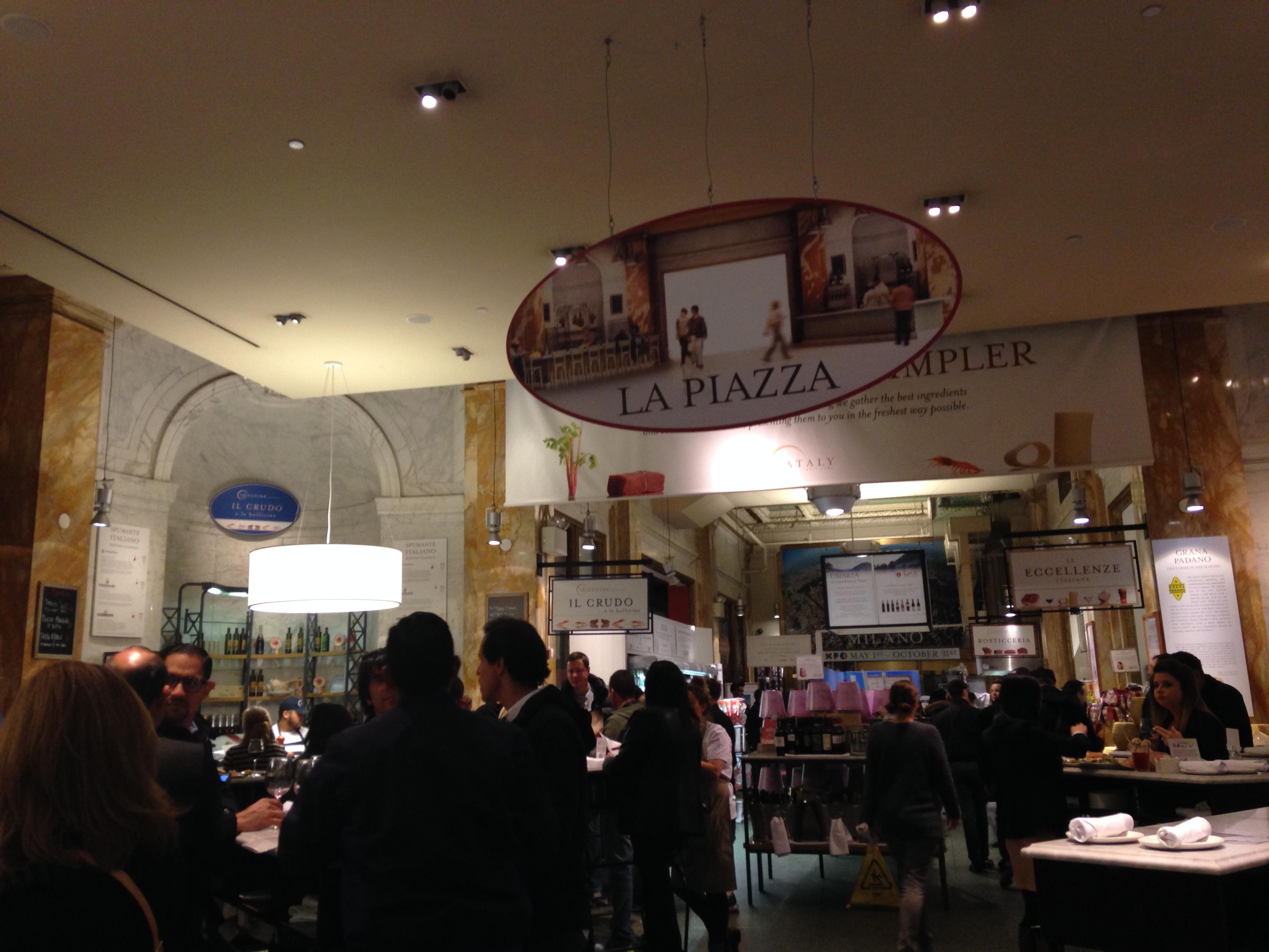 20141113 192823568 ios - Almorzando en Eataly en New York