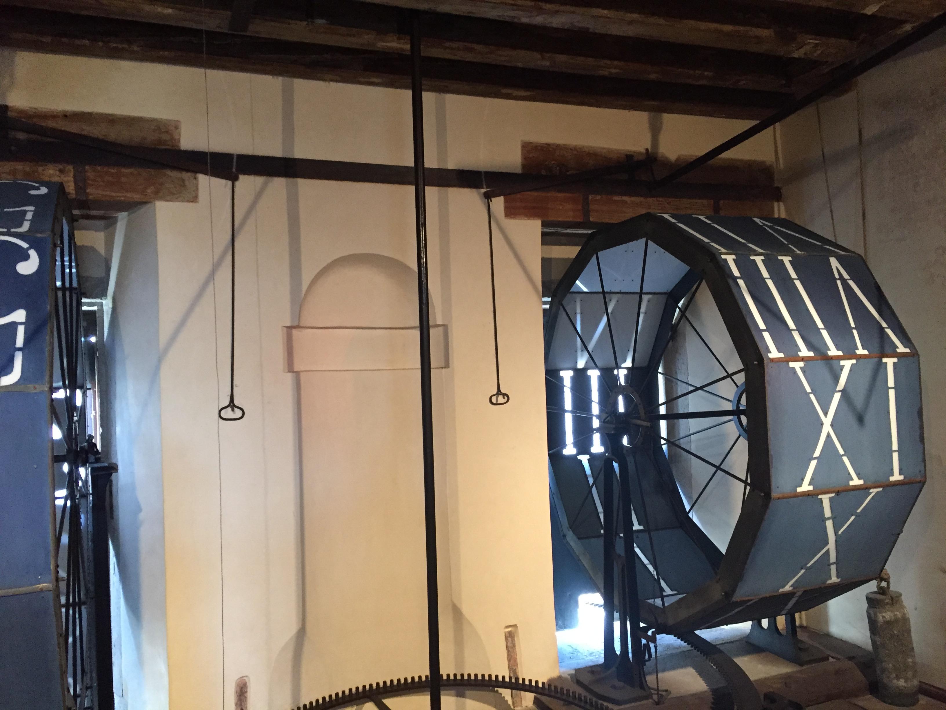 img 1552 - Subiendo al reloj astronómico de Venecia y Panoramica de la Piazza San Marcos