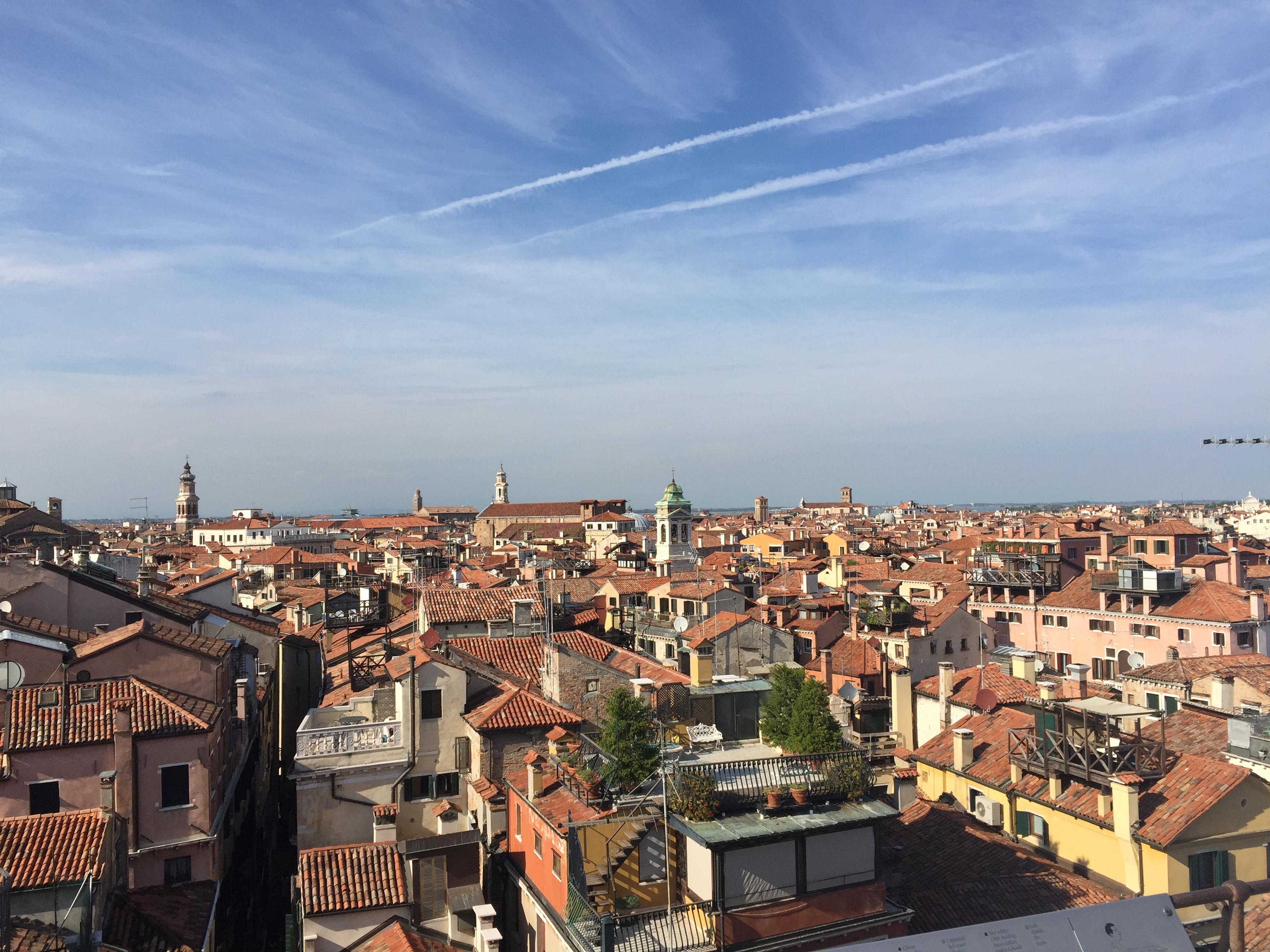 img 1565 - Subiendo al reloj astronómico de Venecia y Panoramica de la Piazza San Marcos