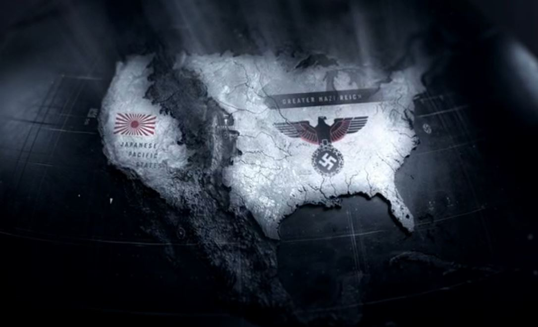 man in the high castle map - Series: The Man in the High Castle