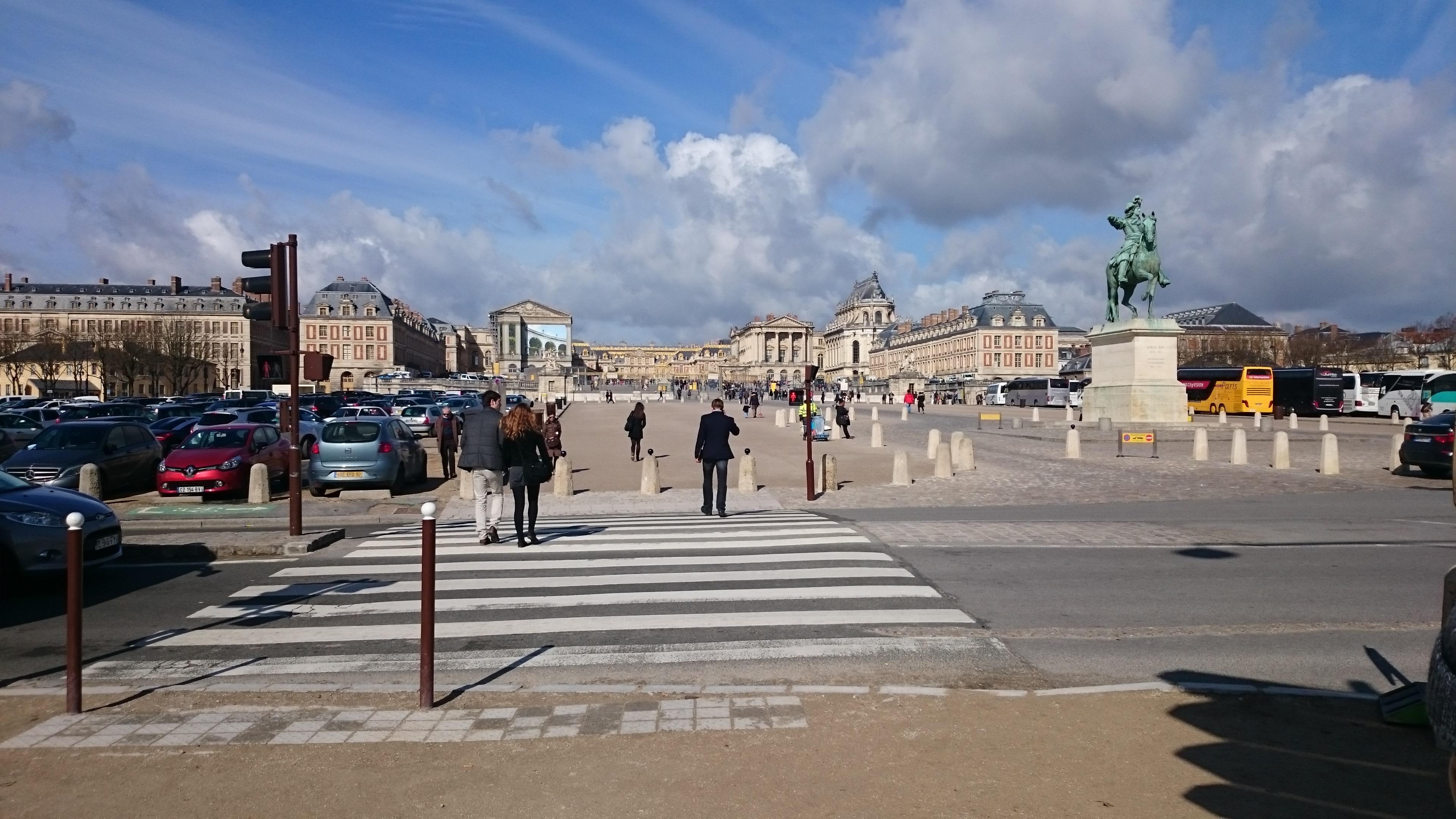 dsc 1142 - Visita al Palacio de Versalles: Como ir, cuanto cuesta y tips I/III