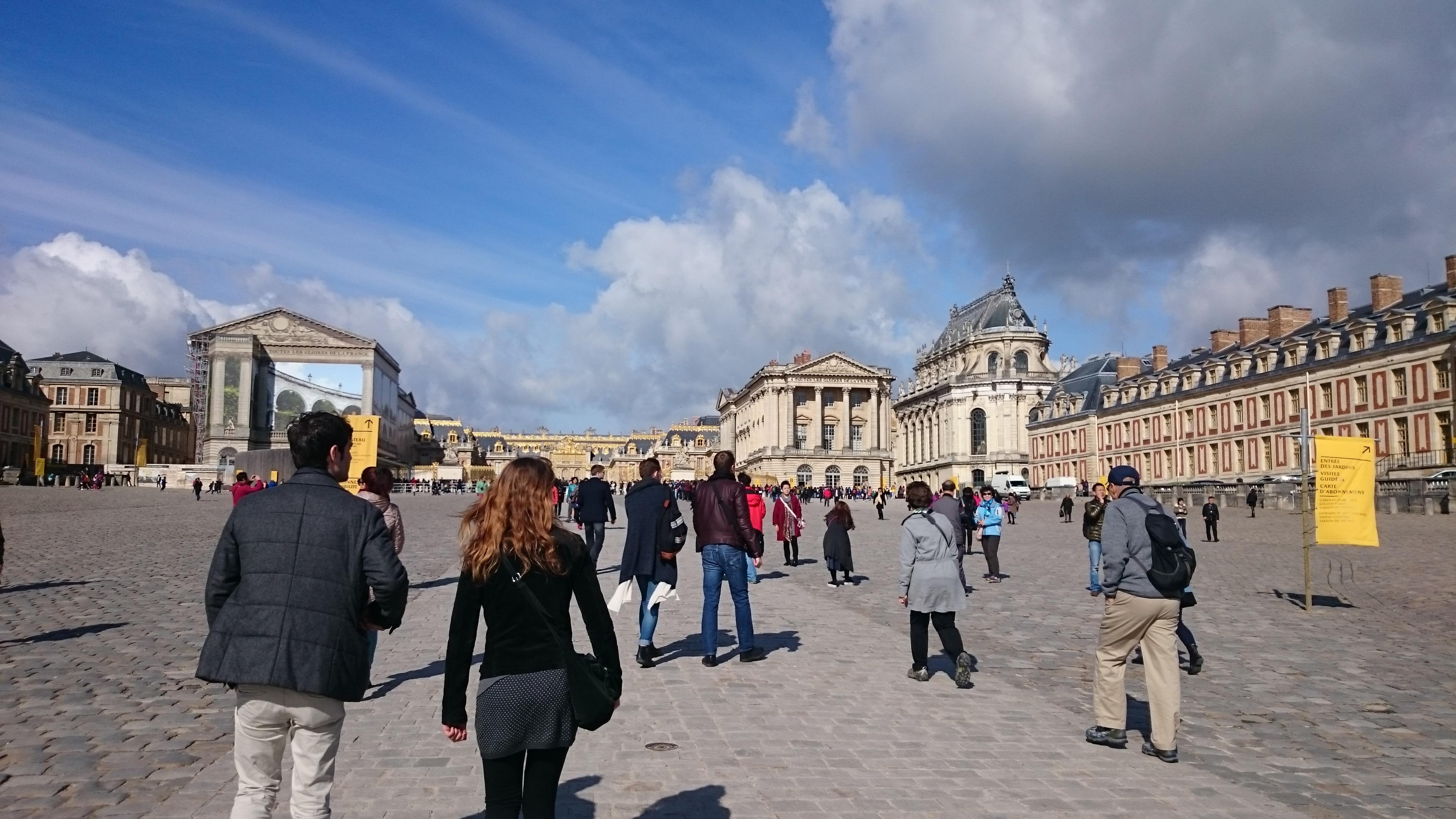 dsc 11431 - Visita al Palacio de Versalles: Como ir, cuanto cuesta y tips I/III