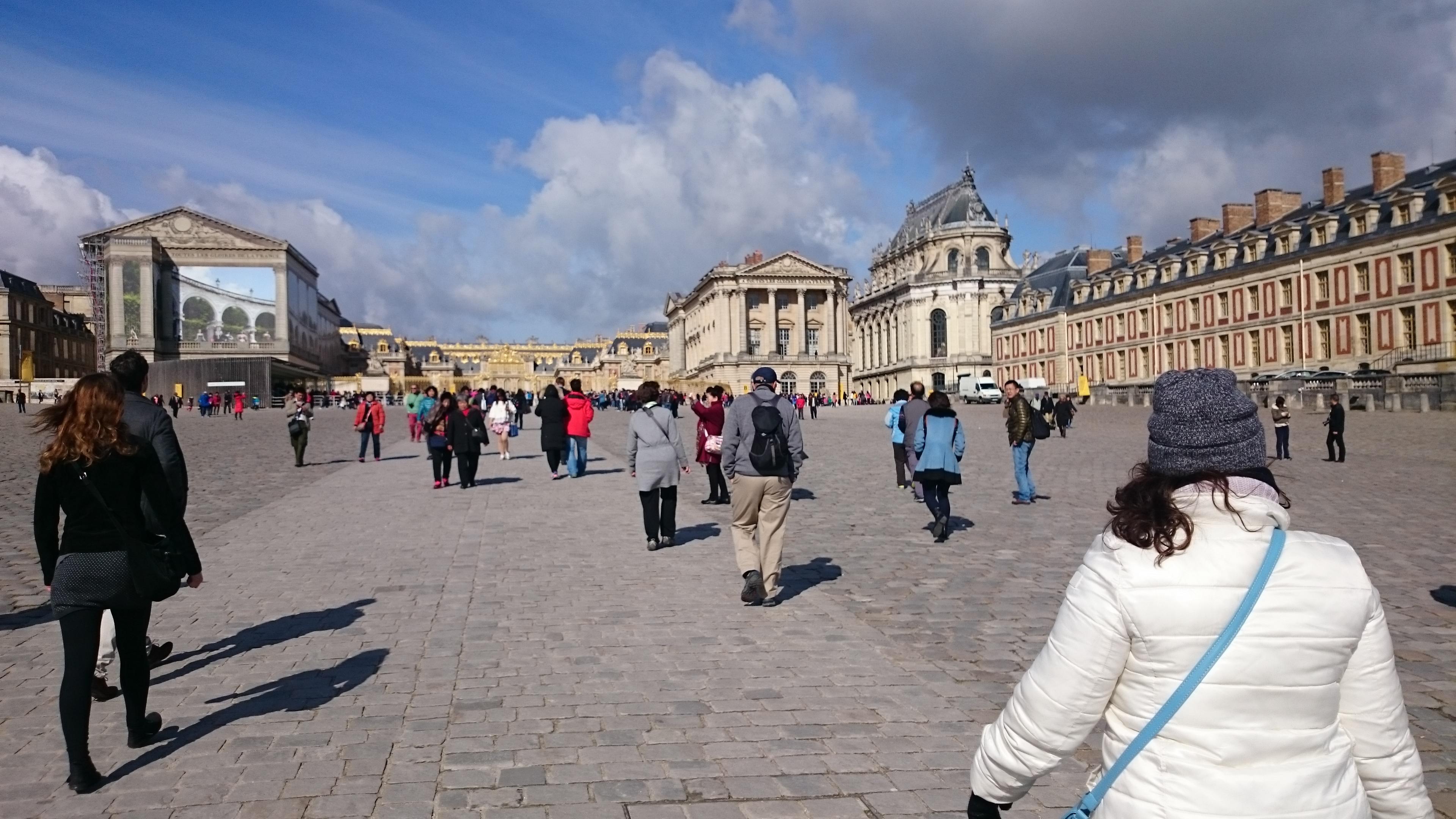 dsc 1146 - Visita al Palacio de Versalles: Como ir, cuanto cuesta y tips I/III