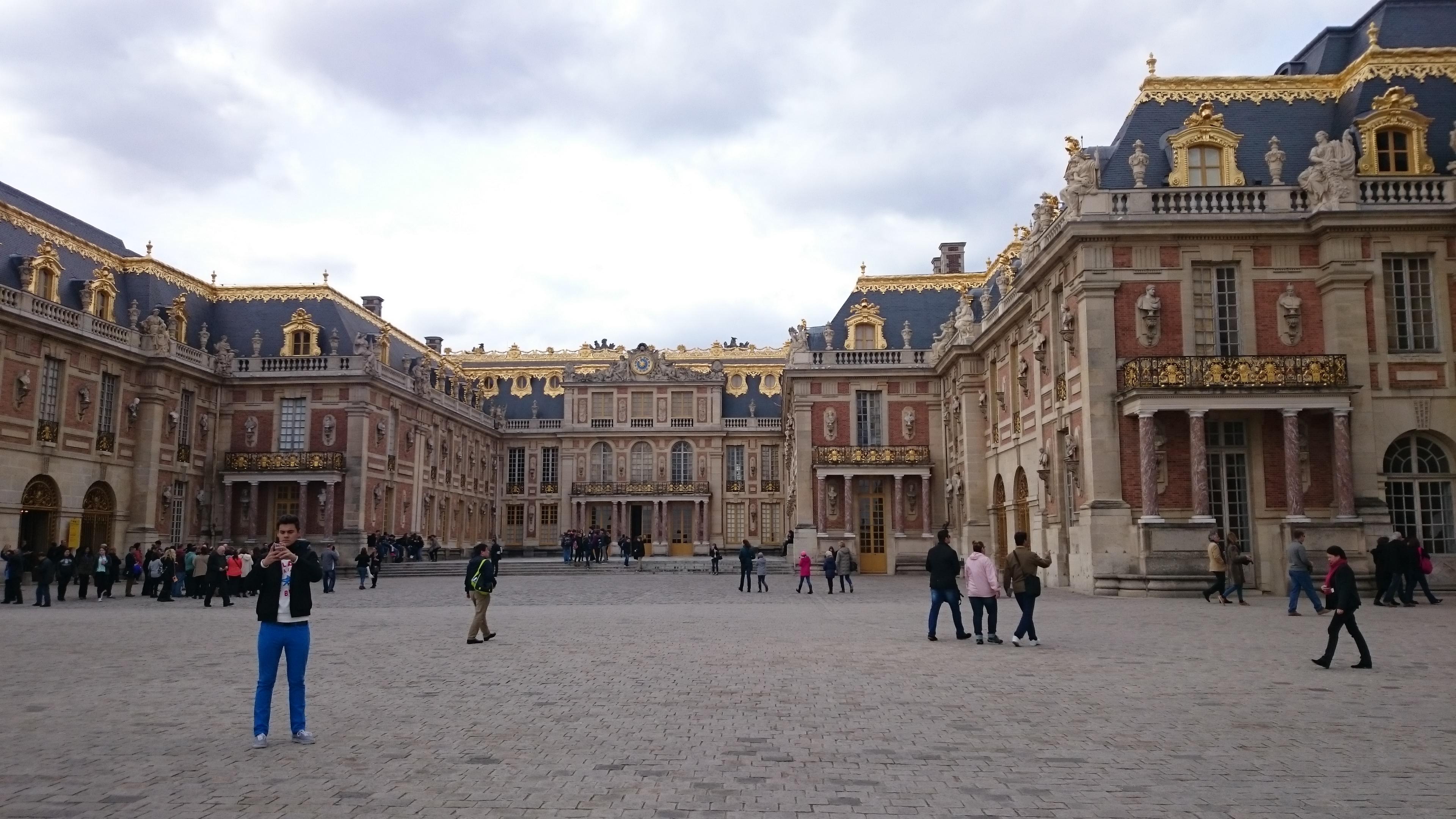 Visita al palacio de versalles como ir cuanto cuesta y for Cuanto cuesta el marmol