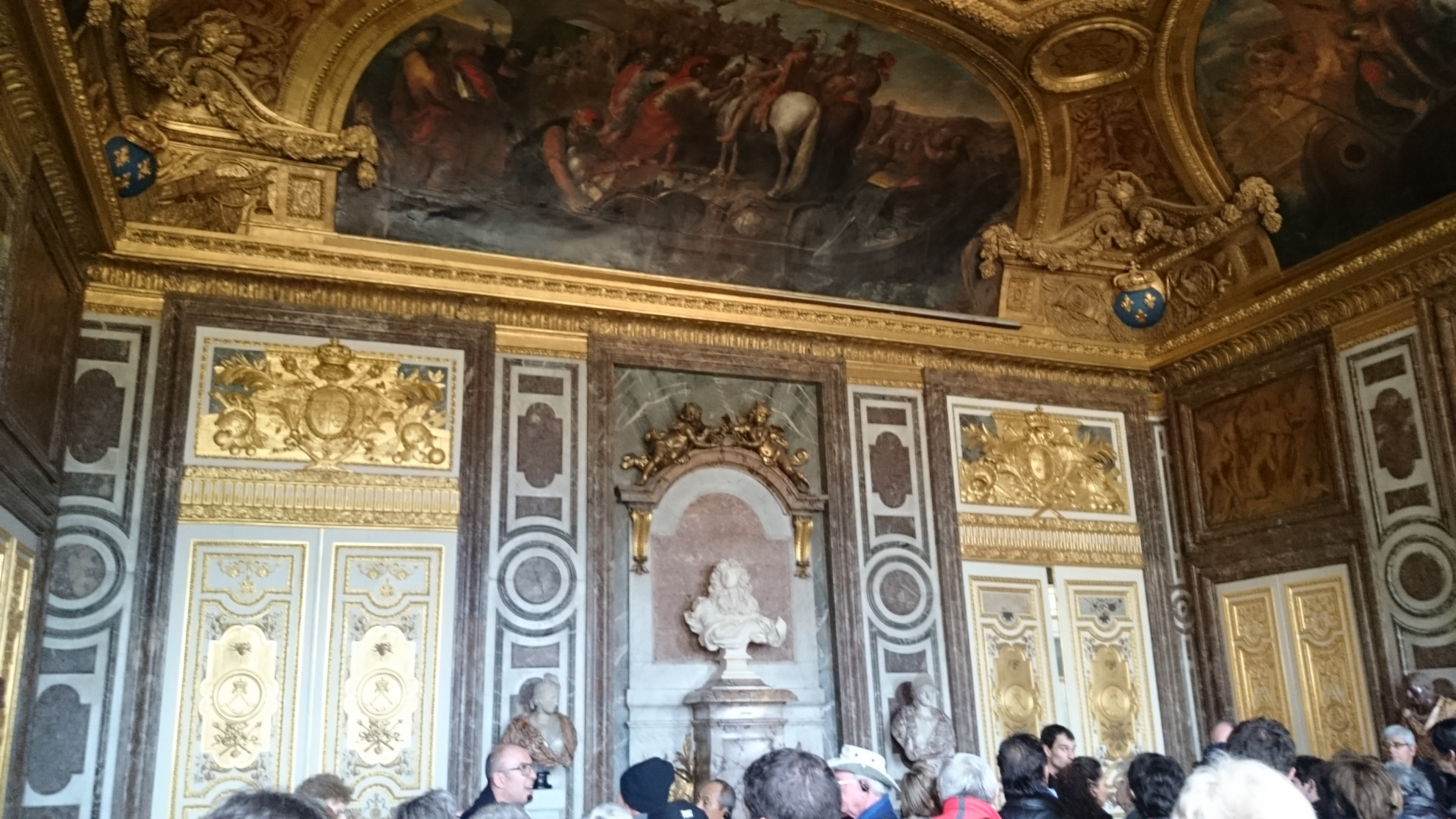 dsc 13461 - Visita al Palacio de Versalles: Como ir, cuanto cuesta y tips III/III
