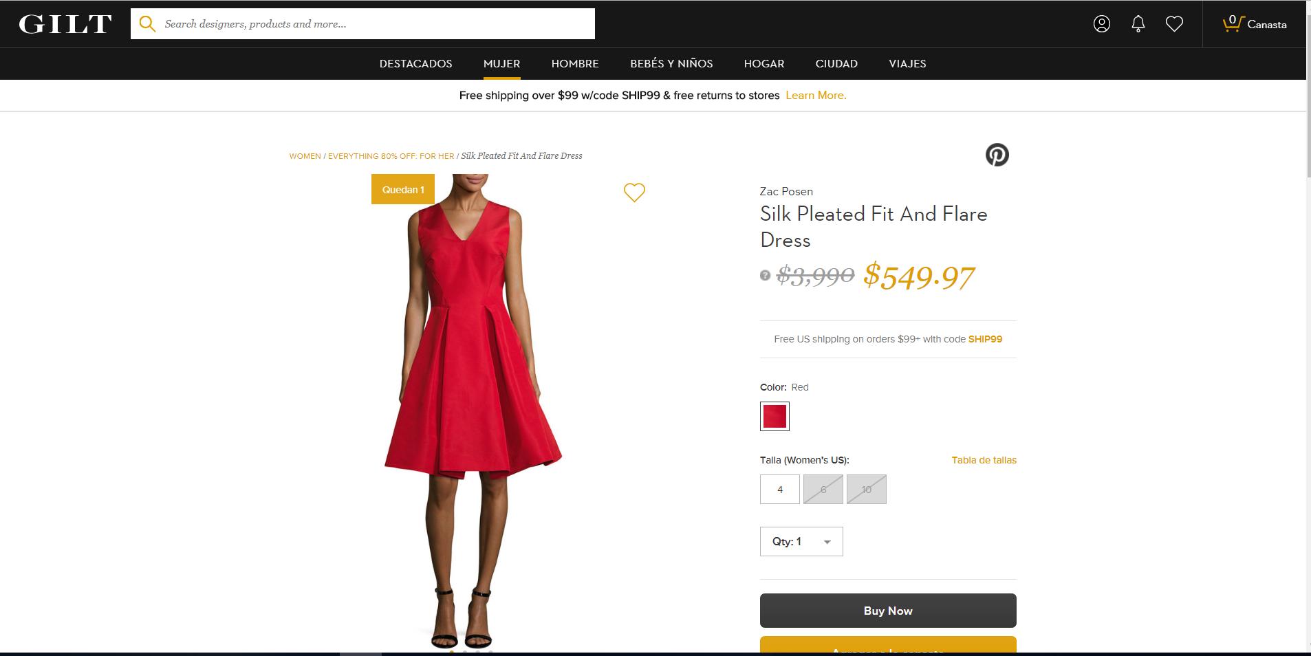 guilt - 5 sitios web donde comprar marcas de lujo a precios de descuento