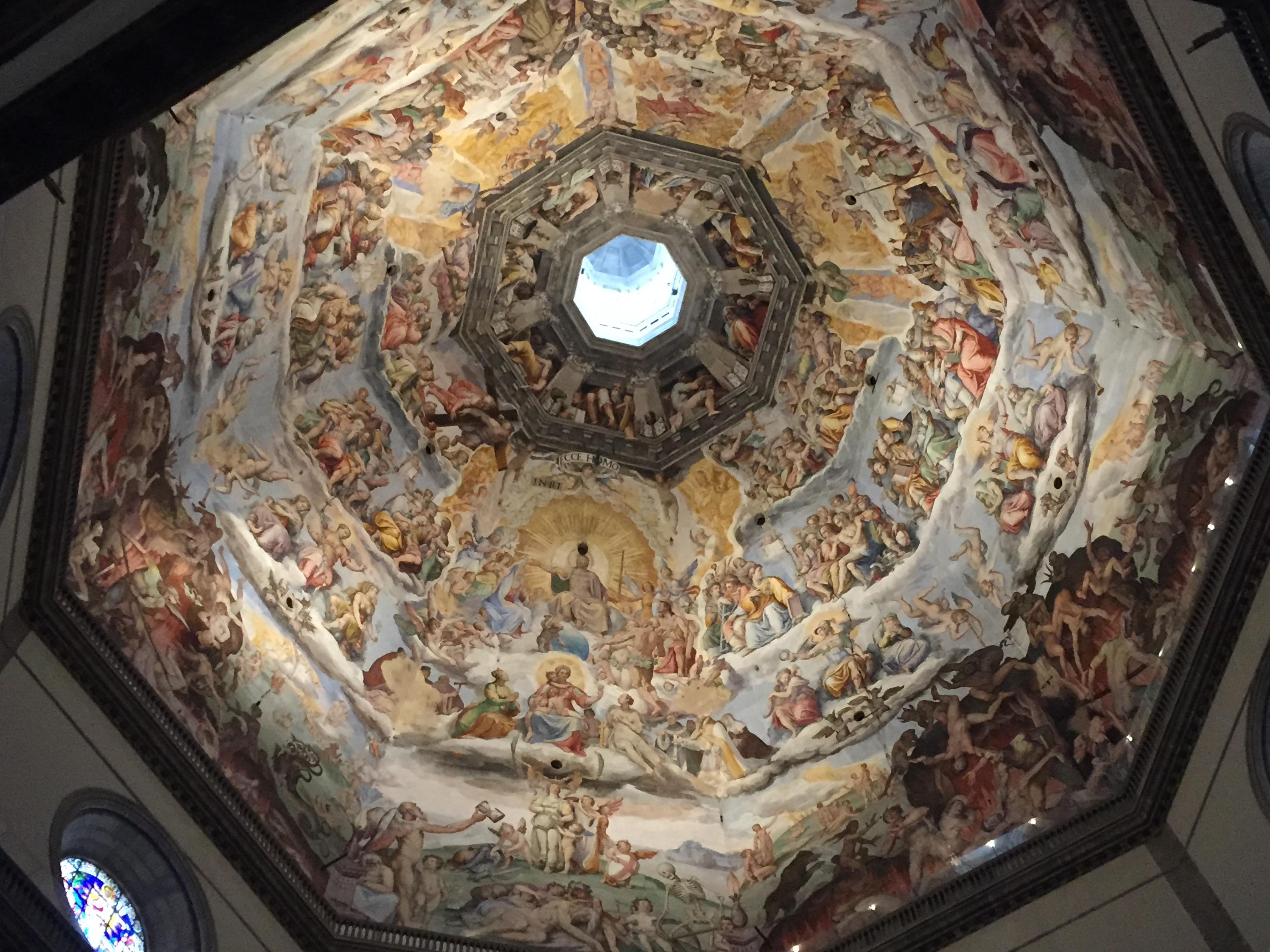 img 0855 - Visitando la Catedral Santa Maria del Fiore de Florencia III/III