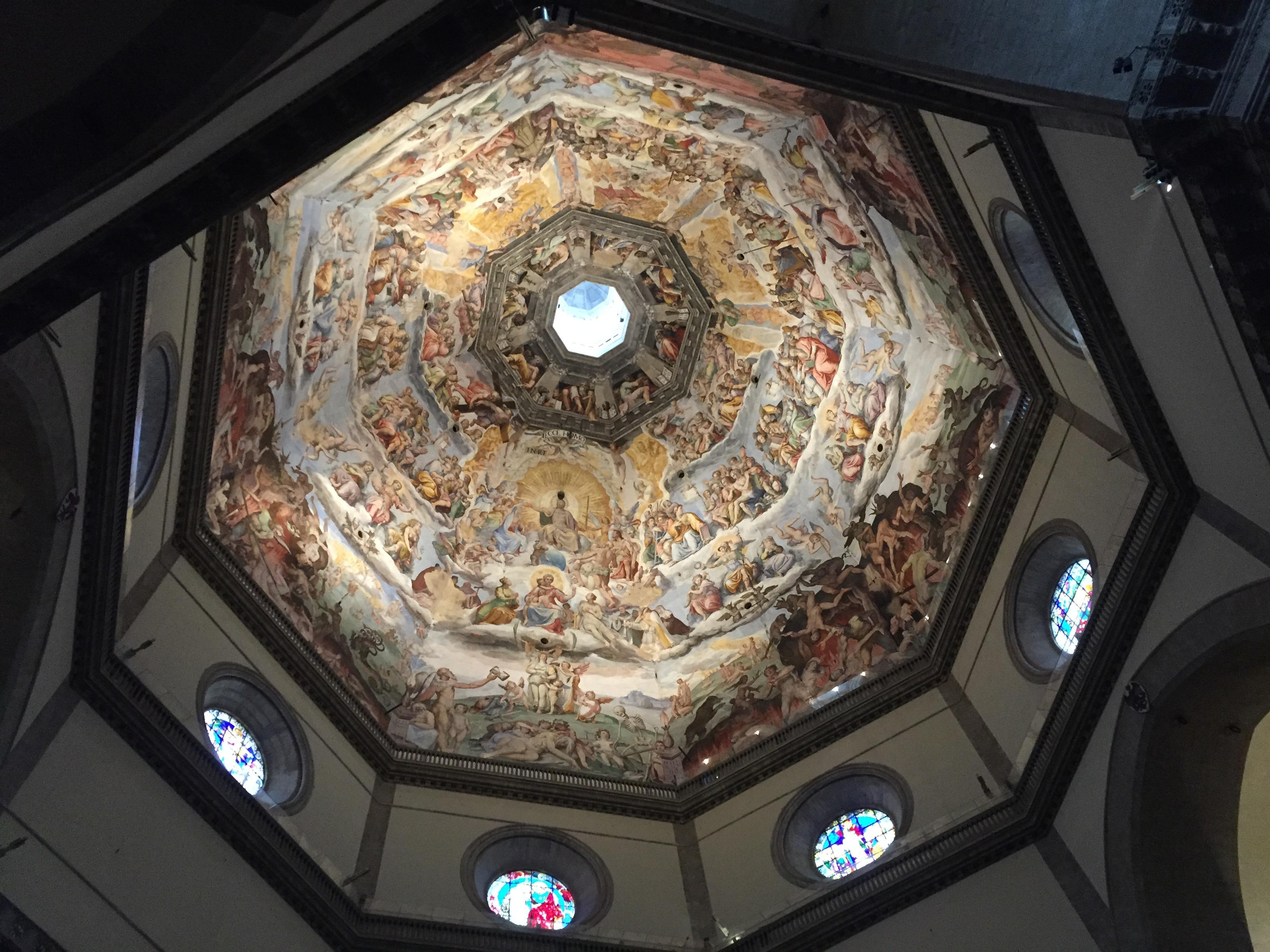 img 0857 - Visitando la Catedral Santa Maria del Fiore de Florencia III/III