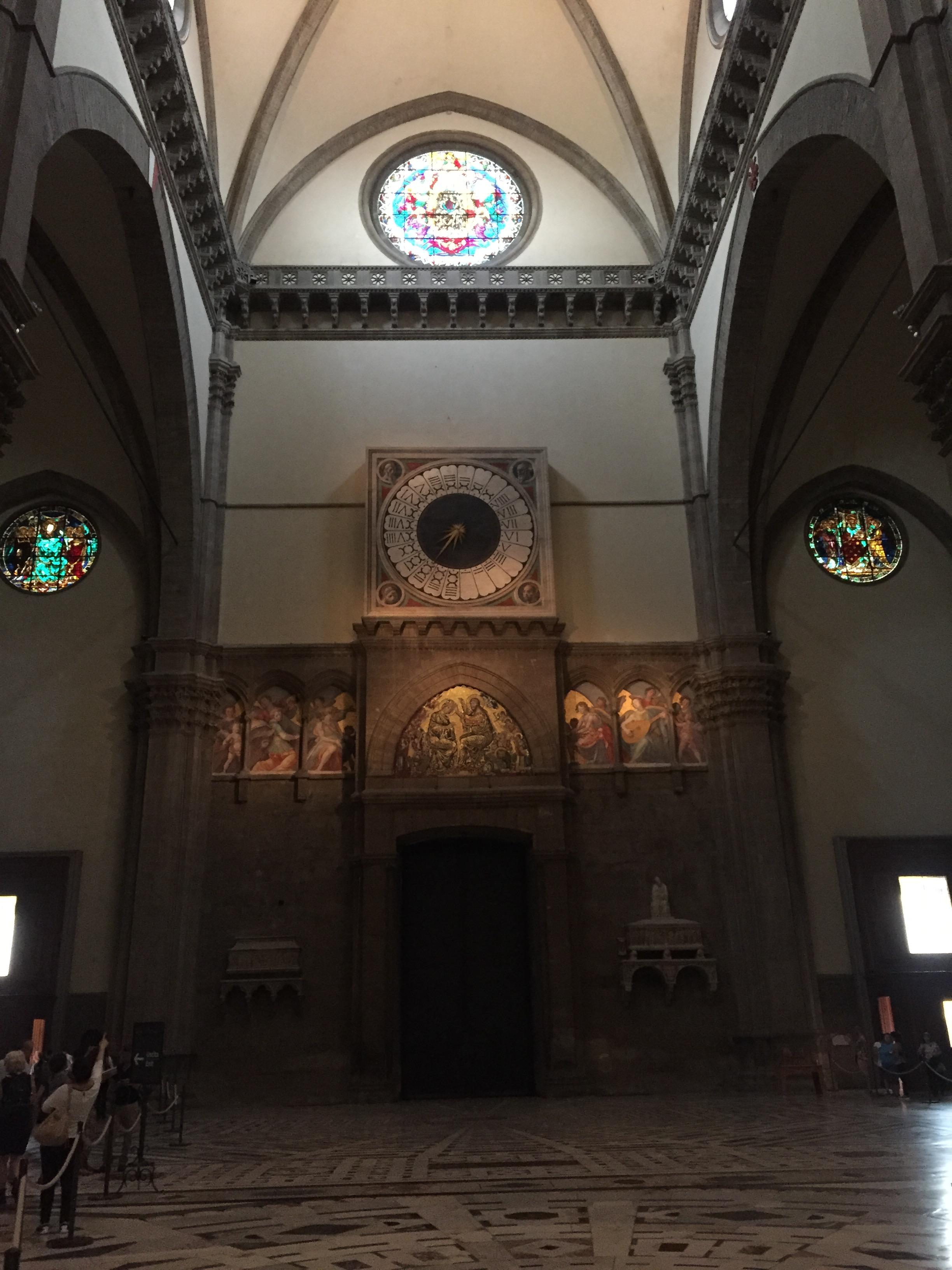 img 0860 - Visitando la Catedral Santa Maria del Fiore de Florencia III/III