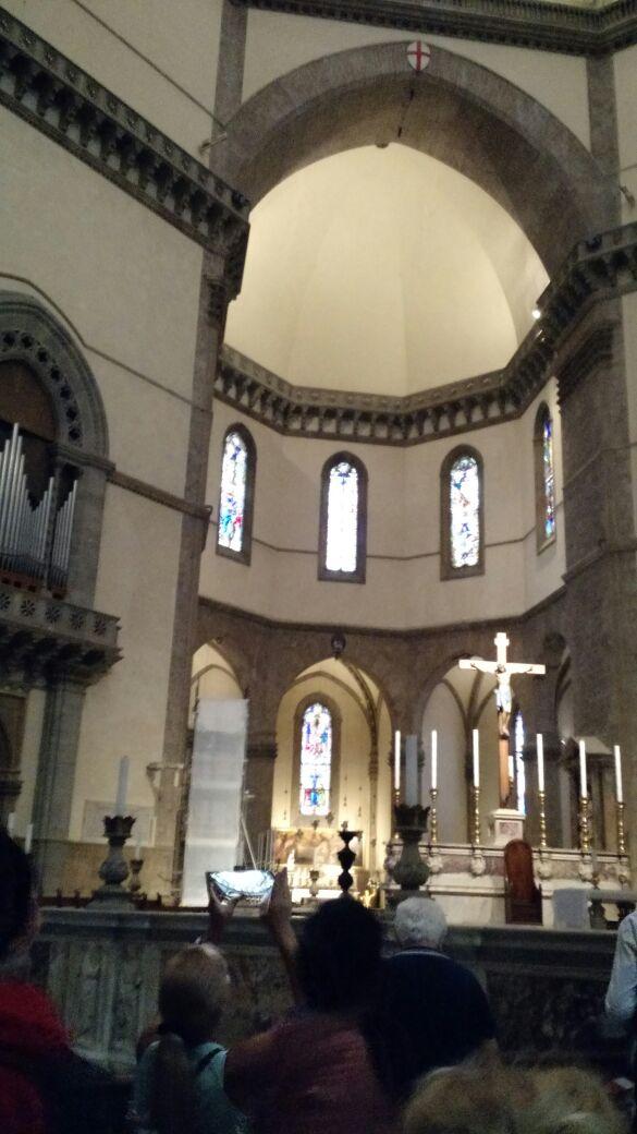 img 0876 - Visitando la Catedral Santa Maria del Fiore de Florencia III/III