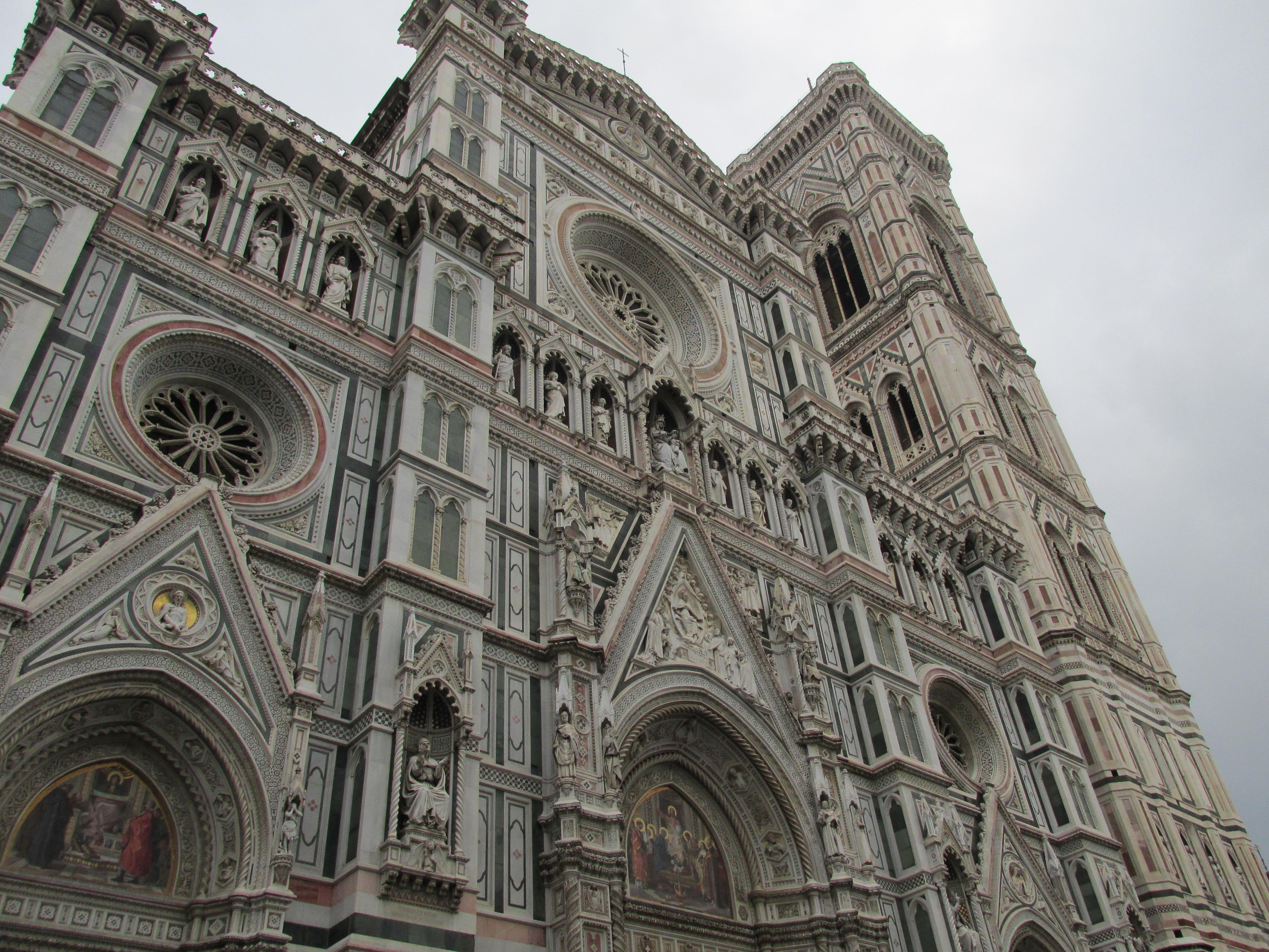 img 2862 - Visitando la Catedral Santa Maria del Fiore de Florencia III/III