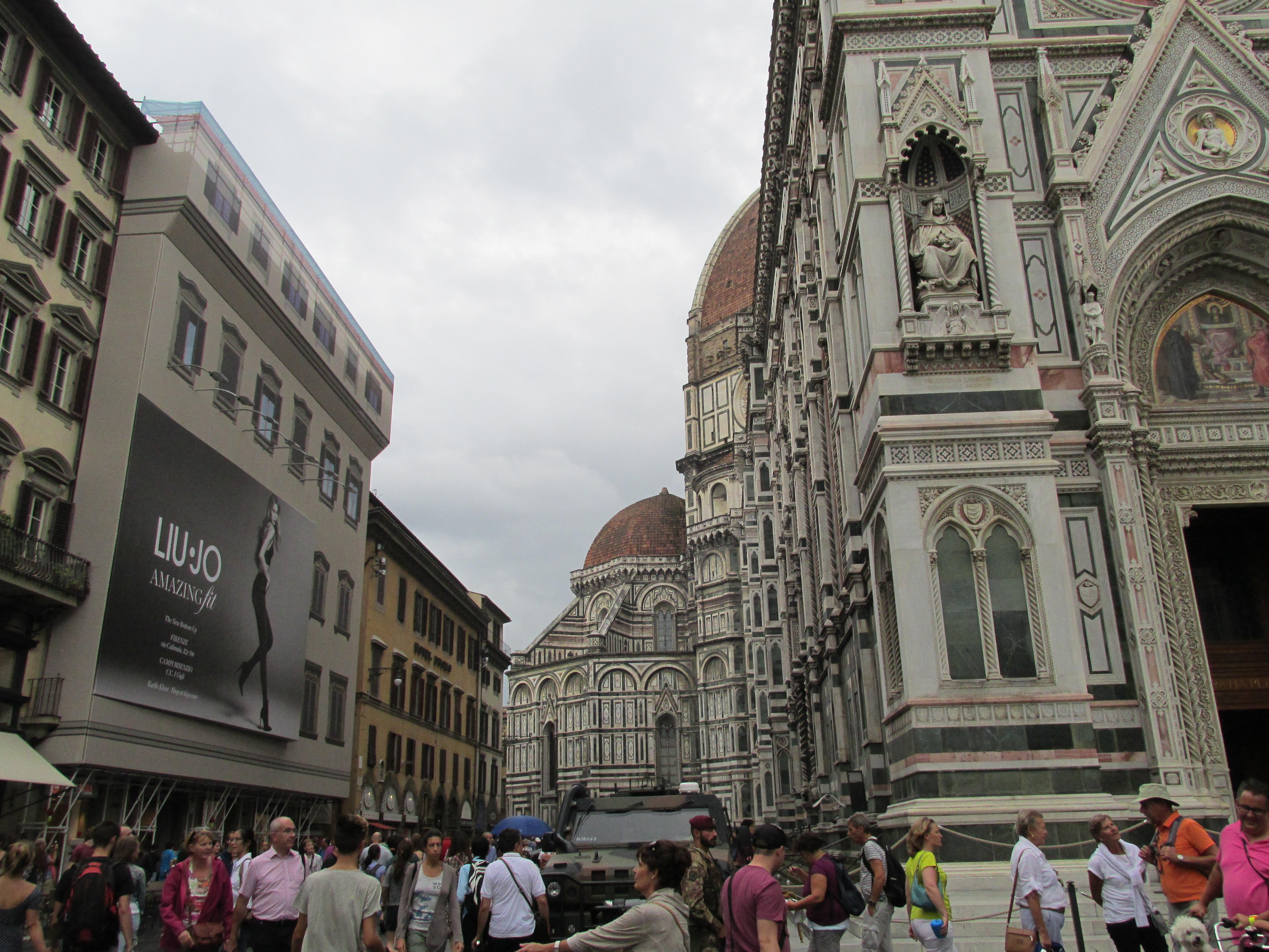 img 2863 - Visitando la Catedral Santa Maria del Fiore de Florencia III/III