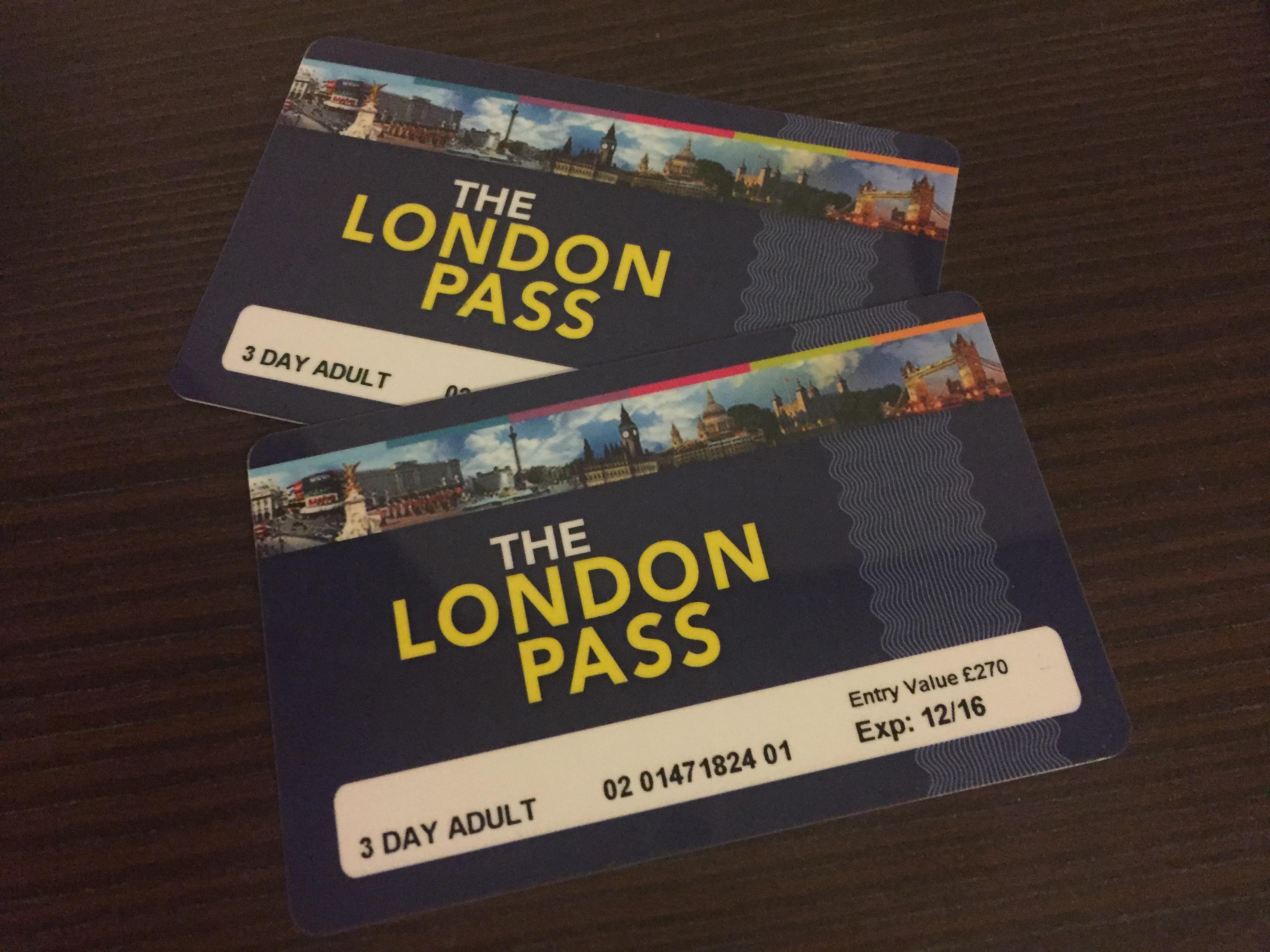 img 6846 - La tarjeta de atracciones turísticas London Pass
