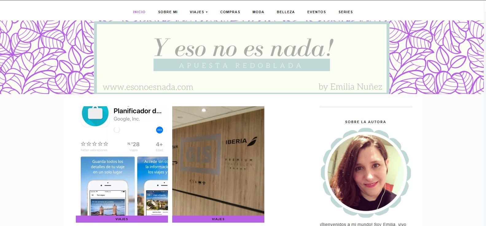 blog - Cambio de Imagen del Blog