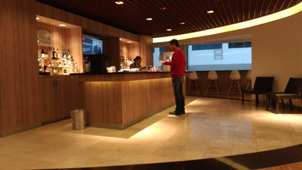img 8252 - El Salon VIP de LATAM, Iberia y British en el aeropuerto de Ciudad de México