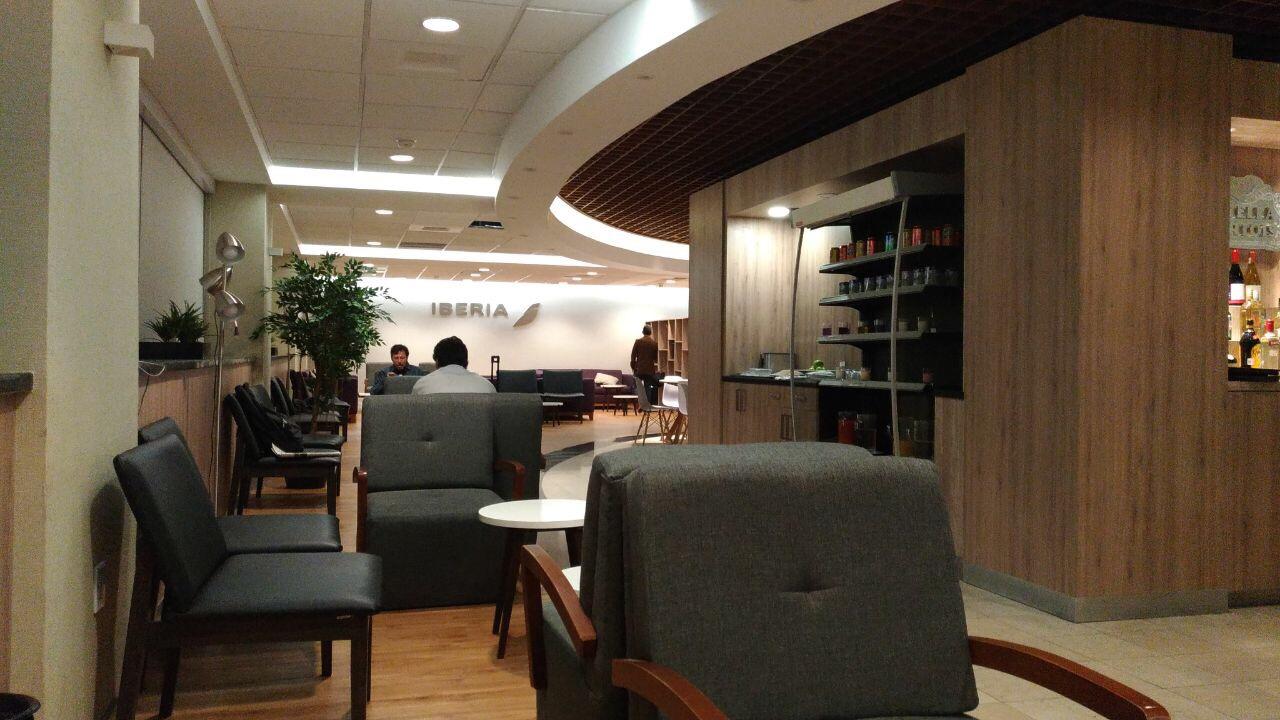 img 8253 - El Salon VIP de LATAM, Iberia y British en el aeropuerto de Ciudad de México