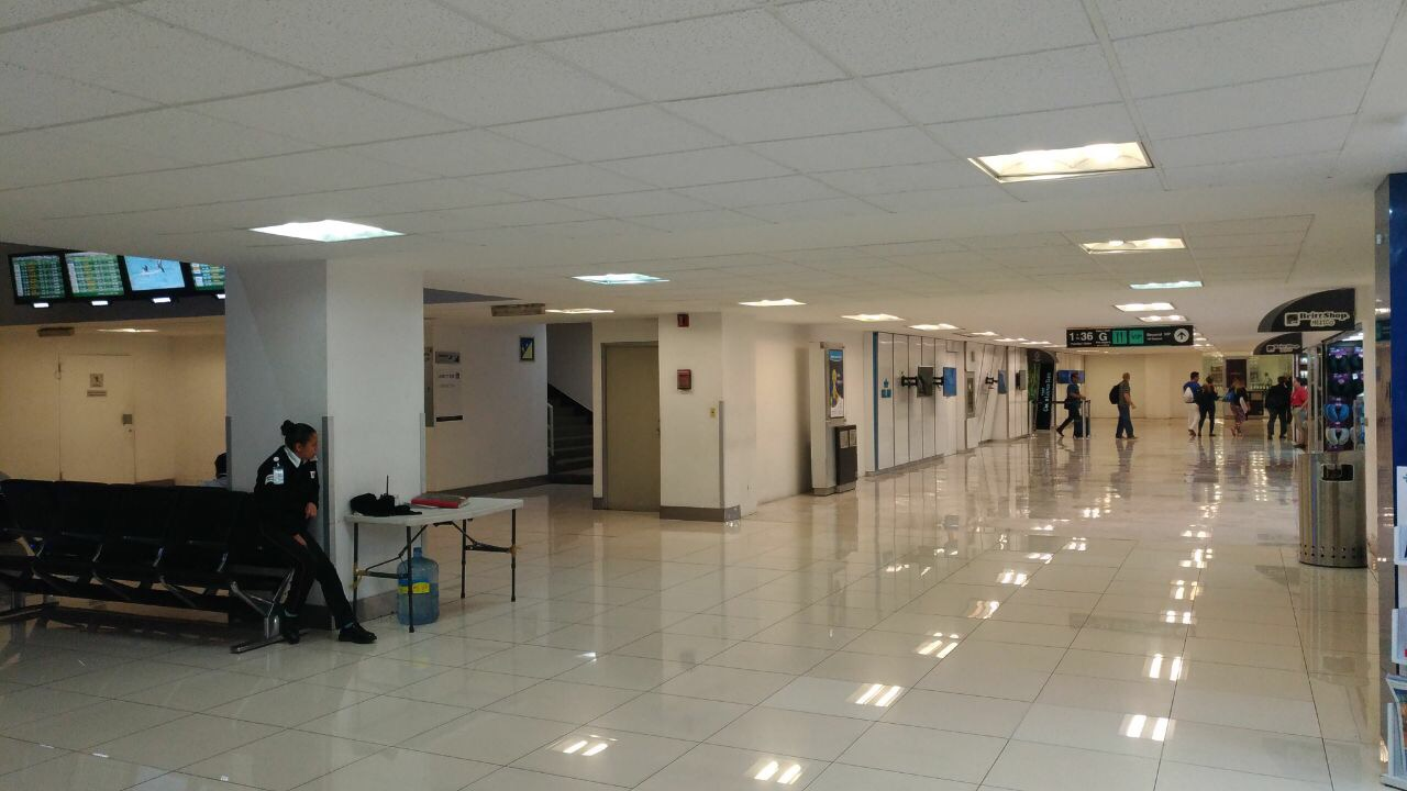 img 8256 - El Salon VIP de LATAM, Iberia y British en el aeropuerto de Ciudad de México